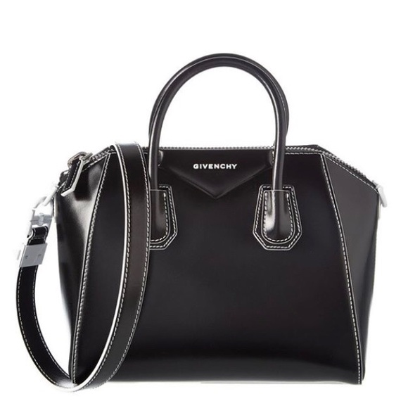 25da4c818af3 NWT Givenchy Antigona Small Contrast Satchel Bag